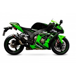 ESCAPE KAWASAKI ZX 10-R 16 17 18 SCORPION RP-1GP CARBONO