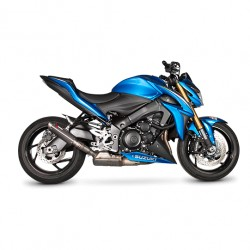 ESCAPE  SUZUKI GSX-S 1000 15 16 17 SCORPION RP-1GP TITANIO