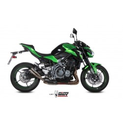 ESCAPE KAWASAKI Z900 17 18 19 MIVV DOUBLE GUM