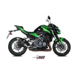 ESCAPE KAWASAKI Z900 17 18 19 MIVV GP CARBONO