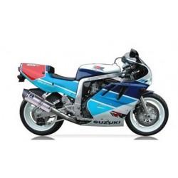 ESCAPE SUZUKI GSX 750 R 92 93 94 95 IXIL SOVE INOX