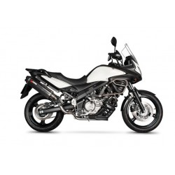 ESCAPE SUZUKI SV 650 04 05 06 07 08 09 SCORPION SERKET CARBONO