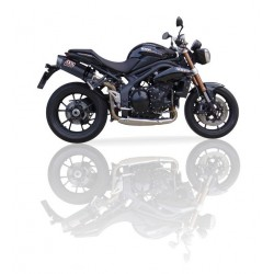ESCAPES TRIUMPH SPEED TRIPLE 1050 11 12 13 IXIL COV