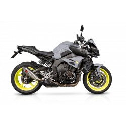 ESCAPE YAMAHA MT-10 16 17 SCORPION  SERKET INOX.