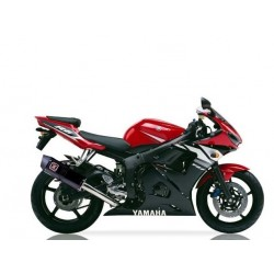 ESCAPE YAMAHA YZF 600 R6 03 04 05 IXIL XOVS
