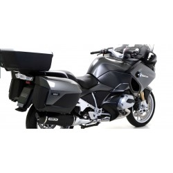 ESCAPE BMW R 1200 RT 14 15 16 ARROW MAXI RACE-TECH ALUMINIO DARK
