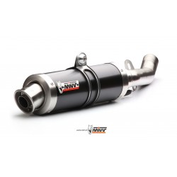 ESCAPE KTM 1290 SUPERDUKE GT 16 17 18 MIVV GP STEEL BLACK
