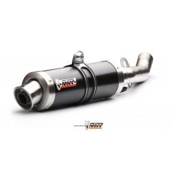ESCAPE HONDA X-ADV 750 17 18 MIVV GP BLACK