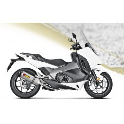 ESCAPE HONDA NC 700/ 750 X/ S 12 13 14 15 16 17 18 AKRAPOVIC SLIP ON TITANIO