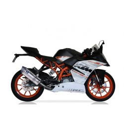 ESCAPE KTM RC 390 2015 IXIL SOVE INOX