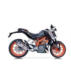 ESCAPE KTM DUKE 390 12 13 14 15 IXIL SOVE INOX