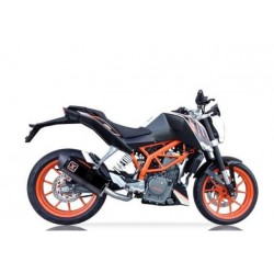 ESCAPE KTM DUKE 390 12 13 14 15 IXIL XOVE