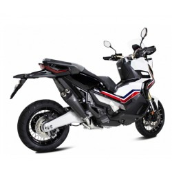 ESCAPE HONDA X ADV 750 17 18 IXRACE M9 BLACK