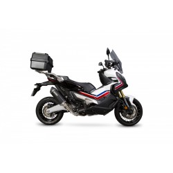 ESCAPE HONDA X-ADV 750 17 18 SCORPION SERKET BLACK CERAMIC