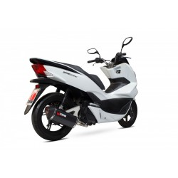ESCAPE HONDA PCX 125 14 15 16 SCORPION SERKET BLACK CERAMIC
