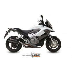 ESCAPE HONDA VFR 800 X CROSSRUNNER 11 12 123 14 MIVV OVAL CARBONO