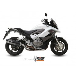 ESCAPE HONDA VFR 800 X CROSSRUNNER 11 12 13 14 MIVV SPEED EDGE BLACK