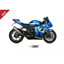 ESCAPE SUZUKI GSX-R 1000 17 18 19 MIVV DELTA RACE