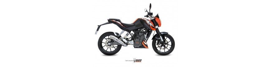 Duke/Rc 125/200/390/690