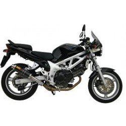 ESCAPE SUZUKI SV 650 99 00 01 02 MIVV GP CARBONO