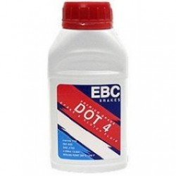LIQUIDO DE FRENOS EBC DOT 4 250 ML