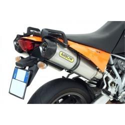 ESCAPES KTM 950 SM 06 07 08 09 ARROW RACE-TECH ALUMINIO
