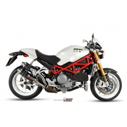 ESCAPES DUCATI MONSTER S4RS 06 07 08 09 10 MIVV GP CARBONO