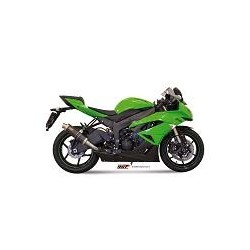 ESCAPE KAWASAKI ZX6-R 09 10 MIVV GP CARBONO