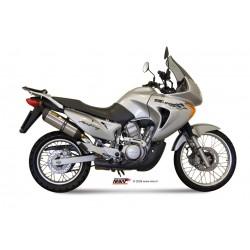 ESCAPE HONDA XLV 650 TRANSALP 05 06 07 MIVV SUONO INOX
