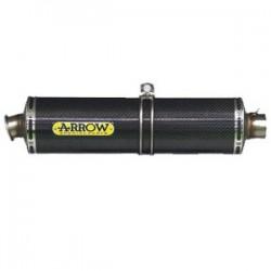 TUBO ESCAPE HONDA CB 600 HORNET 03 04 05 06 ARROW CARBONO