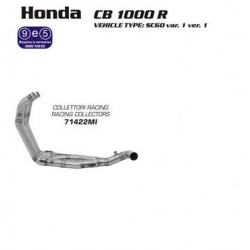 COLECTORES COMPLETOS HONDA CB 1000 R 08 09 10 11 ARROW