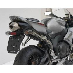 ESCAPE HONDA CBR 1000 RR 04 05 MIVV OVAL TITANIO