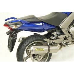 TUBO ESCAPE HONDA CBF 1000 / ST ARROW  06 07 08 09 aluminio