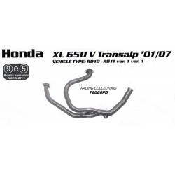COLECTORES COMPLETOS HONDA XL 650 TRANSALP ARROW