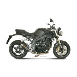 ESCAPE TRIUMPH SPEED TRIPLE 1050 07 08 09 10 11 MIVV GP CARBONO