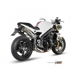 ESCAPES TRIUMPH SPEED TRIPLE 1050 07 08 09 10 11 MIVV GHIBLI