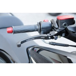 KIT MANETAS PERSONALIZADAS T-MAX FRENO + EMBRAGUE ABATIBLES LIGHTECH YAMAHA T-MAX 08 09 10 11