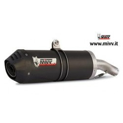 ESCAPES APRILIA RSV 1000 04 05 06 07 08 MIVV OVAL CARBONO