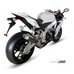 ESCAPE APRILIA RSV4 09 10 11 MIVV GP CARBONO