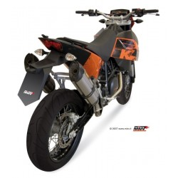 ESCAPES KTM 690 SM/SUPERENDURO MIVV SUONO INOX