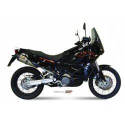 ESCAPES KTM LC8 950-990/ADVENTURE MIVV SUONO INOX