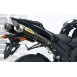 TUBO DE ESCAPE YAMAHA R1 09 10 11 ARROW ALUMINIO DARK