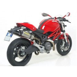 ESCAPES DUCATI MONSTER 696 796 1100 08 09 10 ARROW STREET THUNDER TITANIO