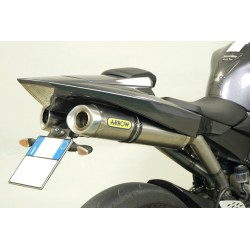 TUBOS DE ESCAPE YAMAHA R1 04 05 06 ARROW ALUMINIO STREET THUNDER