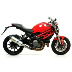 ESCAPE DUCATI MONSTER 1100 EVO 11 12 ARROW ALUMINIO
