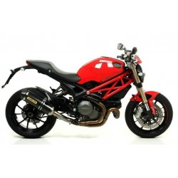 ESCAPE DUCATI MONSTER 1100 EVO 11 12 ARROW RACE TECH CARBONO