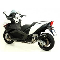 ESCAPE COMPLETO APRILIA SRV 850 12 13 14 ARROW RACE TECH DARK/CARBONO