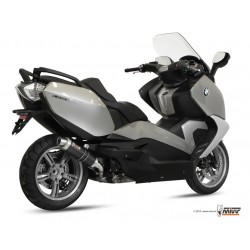 ESCAPE BMW C 650 GT 12 13 14 15 MIVV GP CARBONO
