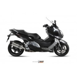 ESCAPE BMW C 600 SPORT 12 13 14 15 MIVV SPEED EDGE INOX