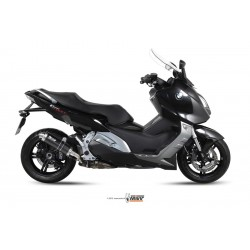 ESCAPE BMW C 600 SPORT 12 13 14 15 MIVV GP CARBONO